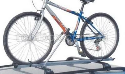 Велосипедное крепление GeV на крышу с цельным рельсом