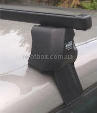 Фото - Автобагажник Skoda II стальной аэродинамический профиль