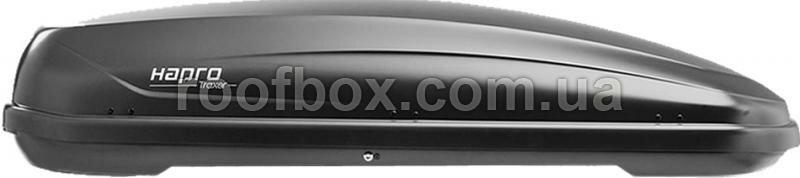 Фото - Бокс на крышу Hapro Traxer 6.2 Anthracite