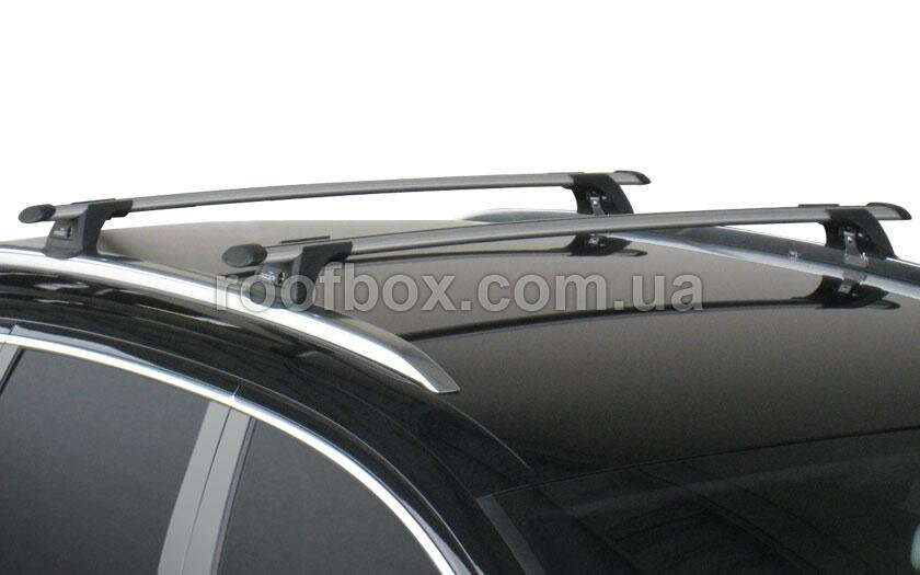 Фото - Автобагажник на крышу Prorack (сквозной) алюминиевый, усиленный, готовый к установке