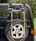 Фото - Велокрепление на запасное колесо