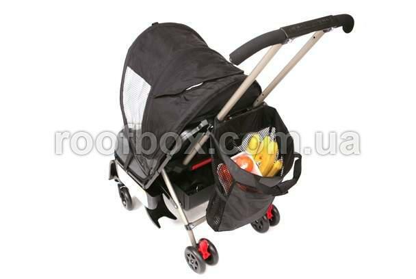 Сумка для вещей к детской коляске трансформеру Sitnstroll
