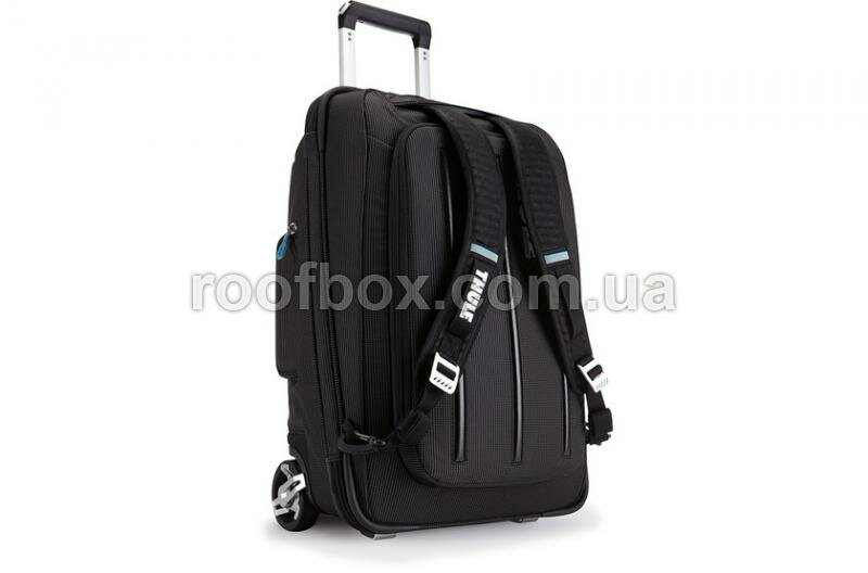 Сумка THULE Crossover 38L Rolling Carry-On - Black